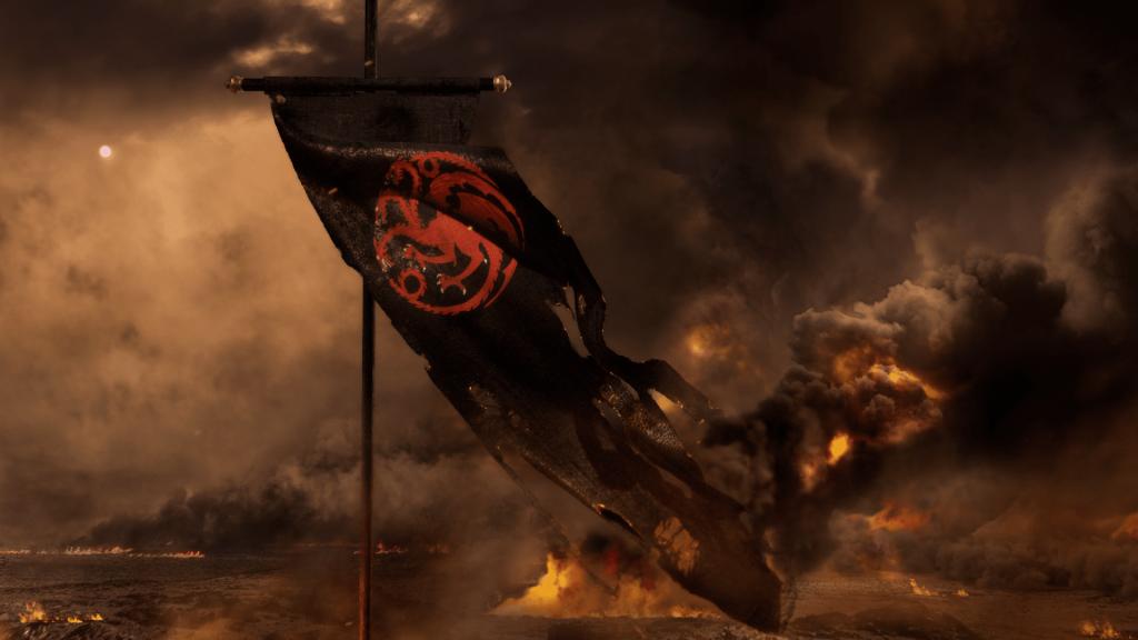 Geek Vibes Nation House Targaryen