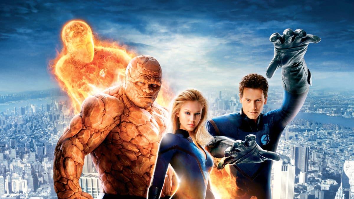 The Fantastic Four 2005