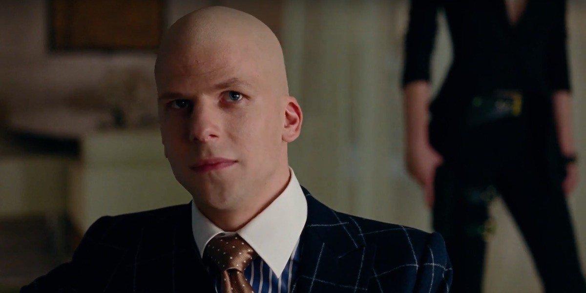 Eisenberg Says He Would Love To Play Lex Again