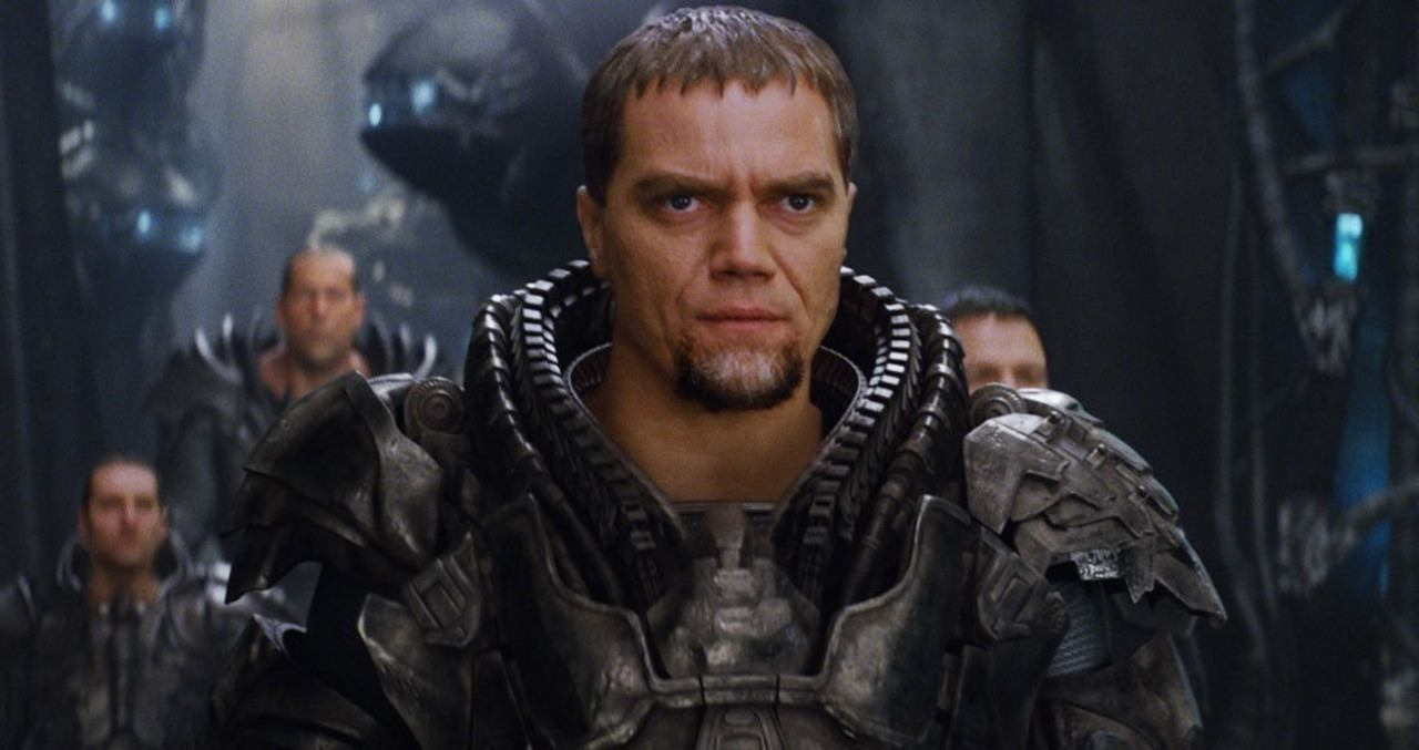 Man of Steel' Actor Michael Shannon Has No Problem With General ...
