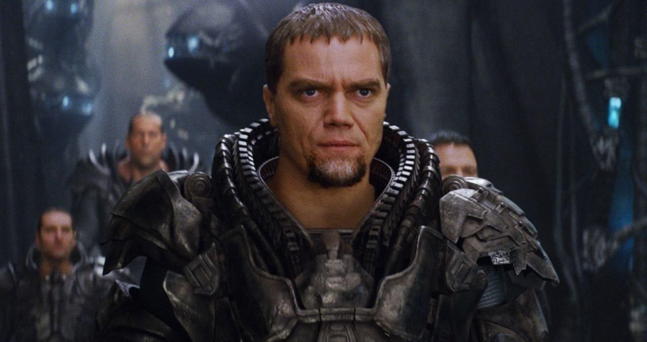 7. General Zod