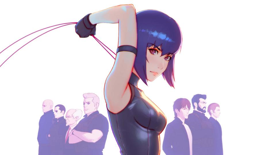 Review Ghost In The Shell Sac 2045 Geek Vibes Nation