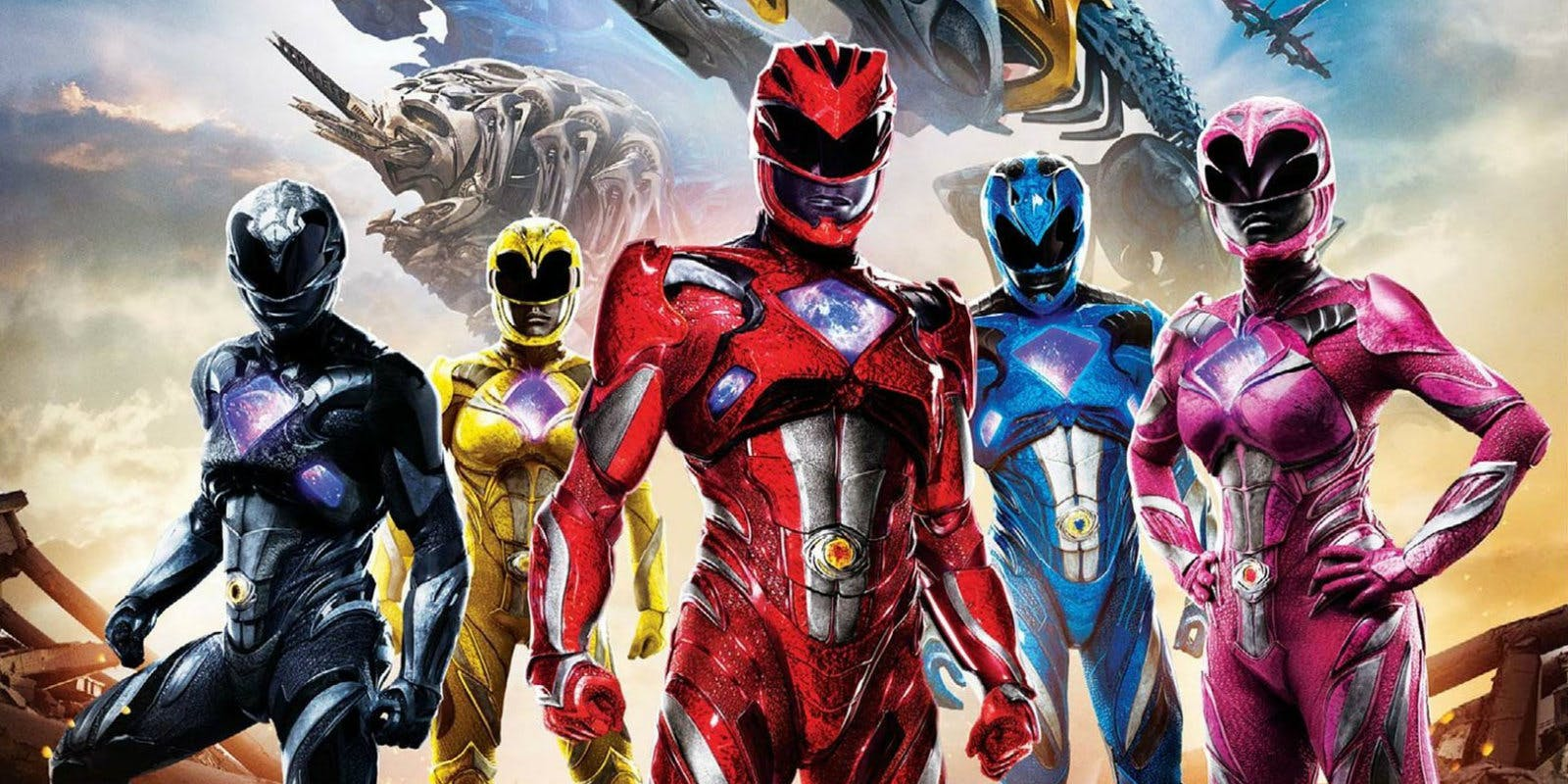 New Information About The Upcoming Power Rangers Film