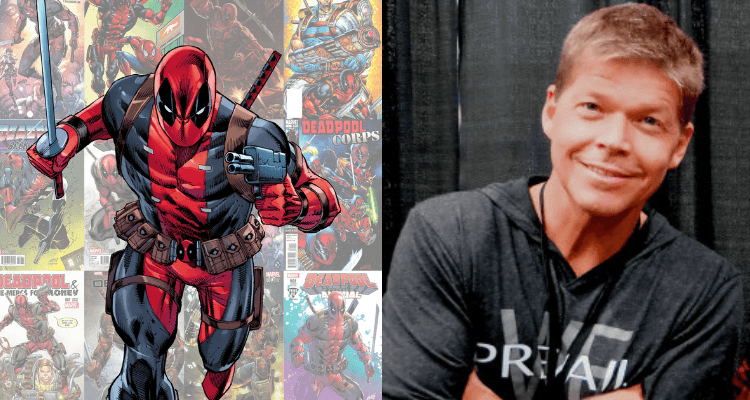 Rob Liefeld Celebrates 30 Years Of Deadpool With Variant Covers
