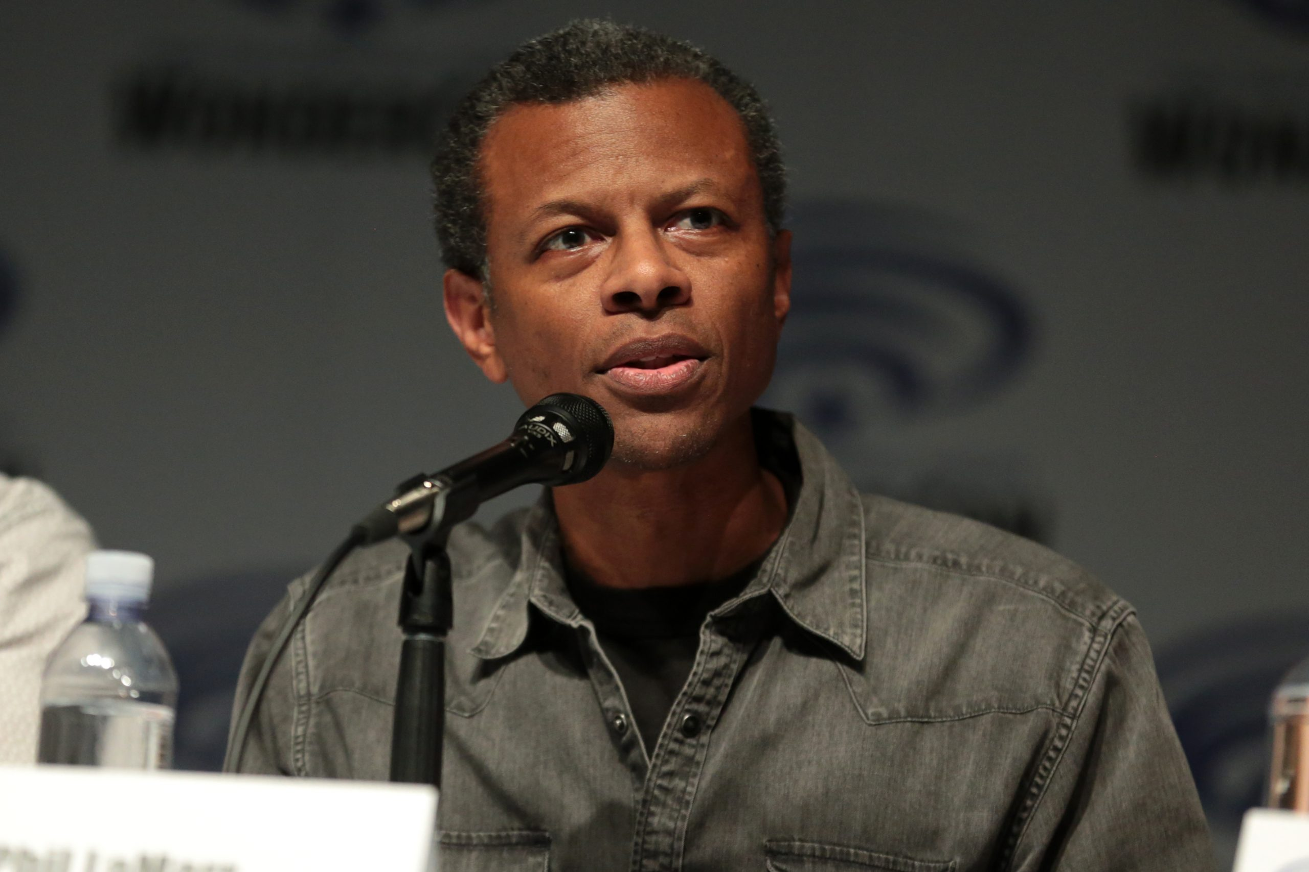 Phil LaMarr is Inexperienced Lantern in Upcoming Comedy Net Collection 'Superhero Diaries'