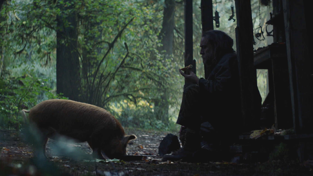Pig (2021) Review - A Bleak Film That Is Held Together By A Terrific Performance From Nicolas Cage